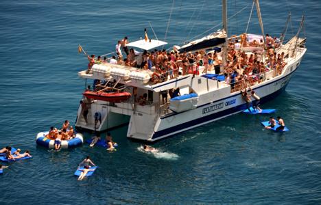 Pack gymkana à Tossa de mar