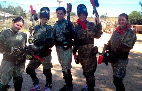 Paintball Tossa de Mar - Gerone