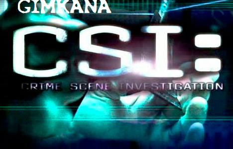 Gynkhana CSI basique