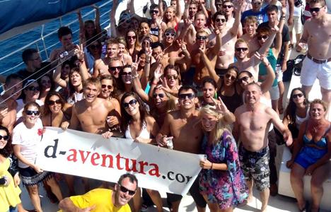 Forfait Catamaran + DJ et bar libre à Tossa de Mar - Gérone